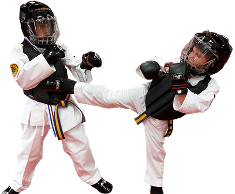 ATA Martial Arts ATA Black Belt Academy - Karate for Kids